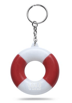Life Preserver keychain, Life Preserver ring, pdf, keychains, arizona keychains, promotional life preservers, flotation preserver